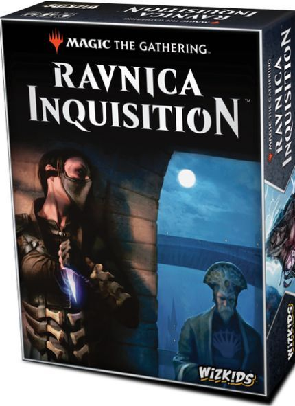 Ravnica Inquisition cover