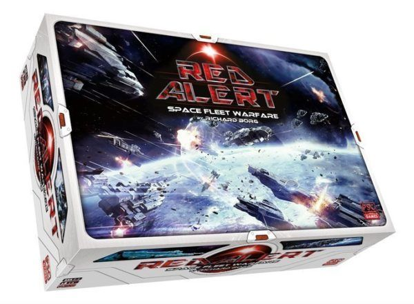 Red Alert Space Fleet Warfare cover