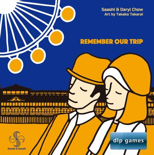 Remember our Trip board game cover