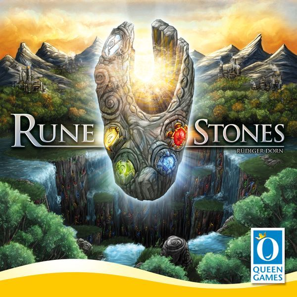 Rune Stones Board Game cover