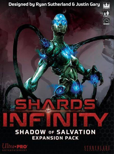 Shards of Infinity: Shadow of Salvation cover