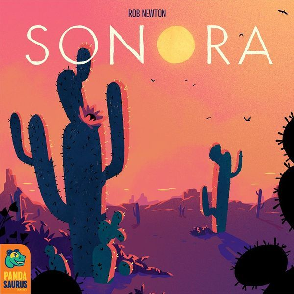 Sonora Board Game cover