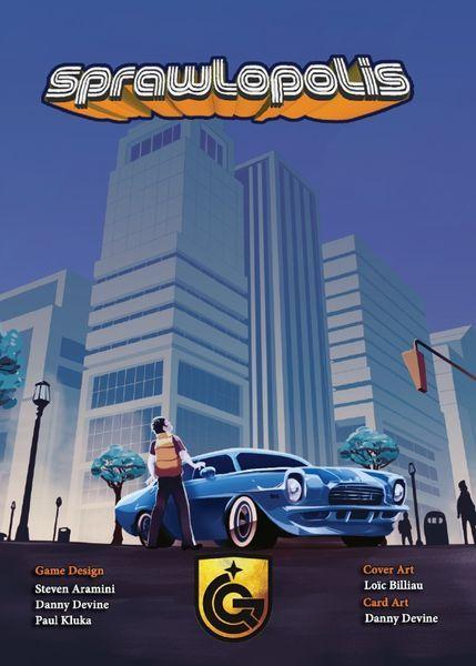 Sprawlopolis cover artwork