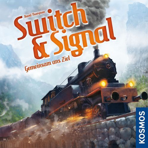 Switch & Signal board game cover