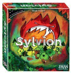 Sylvion Card Game cover