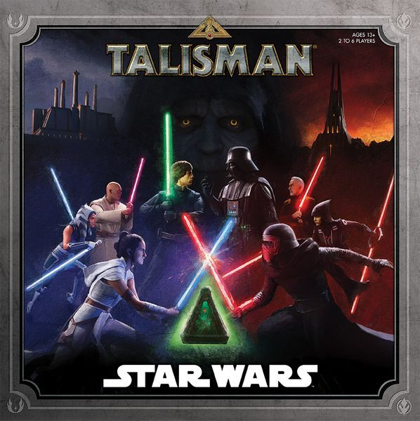 Talisman Star Wars cover