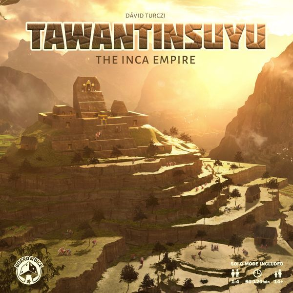 Tawantinsuyu The Inca Empire Cover