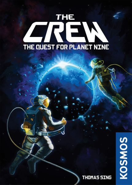 The Crew The Quest for Planet Nine cover