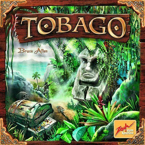 Tobago Board Game Cover
