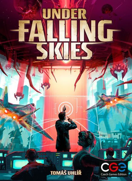 Under Falling Skies cover