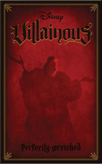 Disney Villainous Perfectly Wretched cover