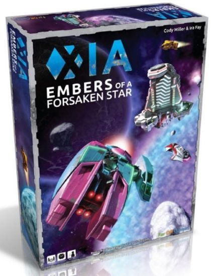 Xia Legends of a Drift System Expansion Embers of a Forsaken Star