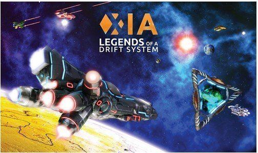 Xia Legends of a Drift System Reprint 2020 cover