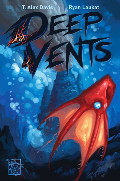Deep Vents board game cover