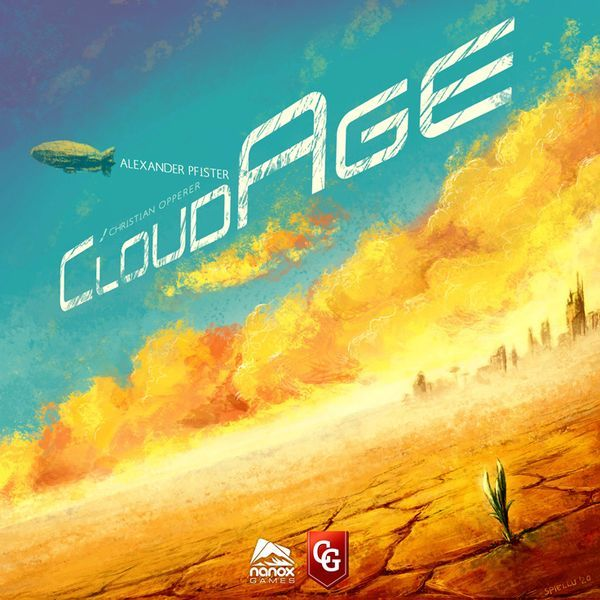 CloudAge board game cover