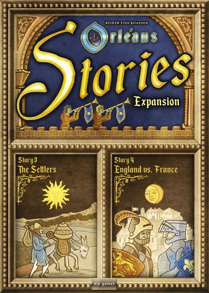 Orléans Stories Expansion