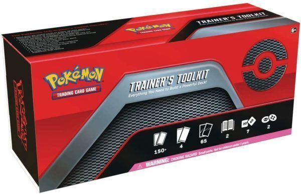 Pokémon TCG Trainers Toolkit cover