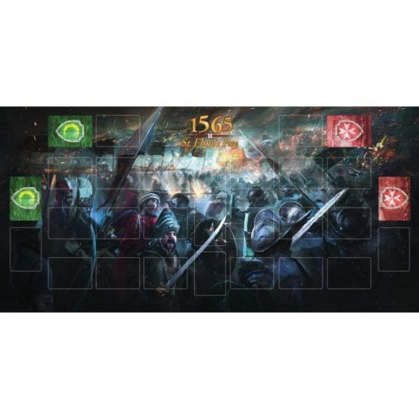 1565 St Elmo's Pay Playmat