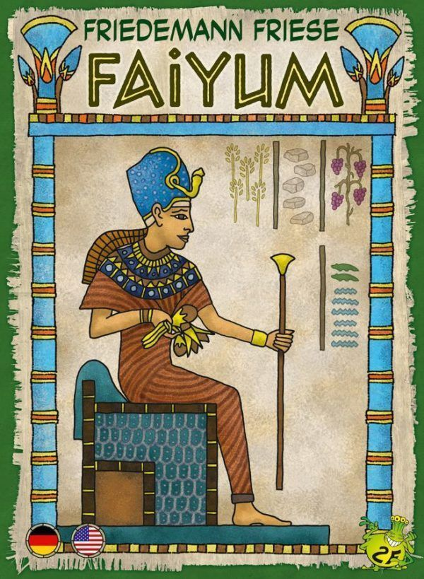 Faiyum Board Game