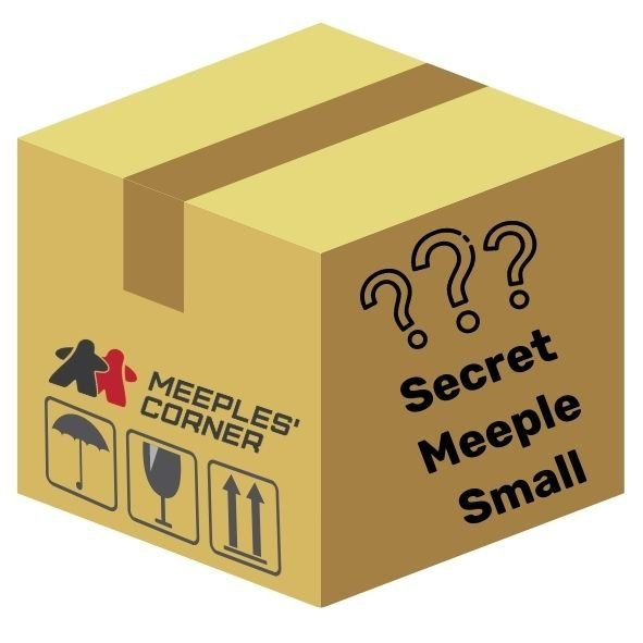Meeples Corner board game mystery box