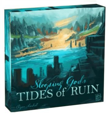 Sleeping Gods Tides of Ruin expansion cover