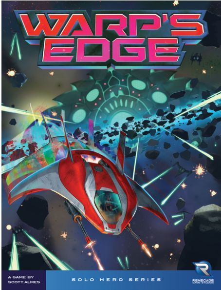 Warps Edge board game cover