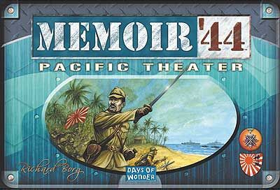 Memoir 44 Pacific Theater expansion