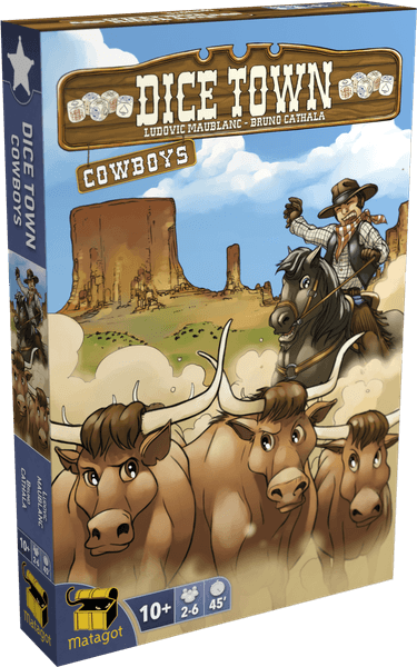 ice Town Cowboys expansion