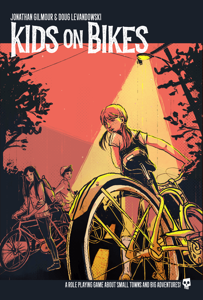 Kids on Bikes cover