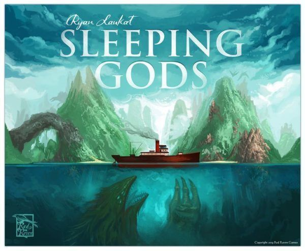 Sleeping Gods board game