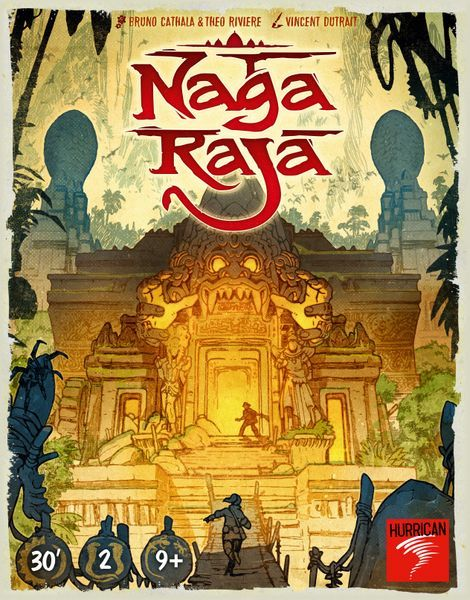 Nagaraja board game cover
