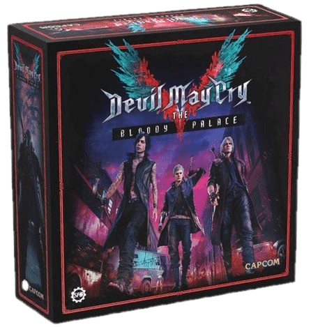 devil may cry bloody palace board game