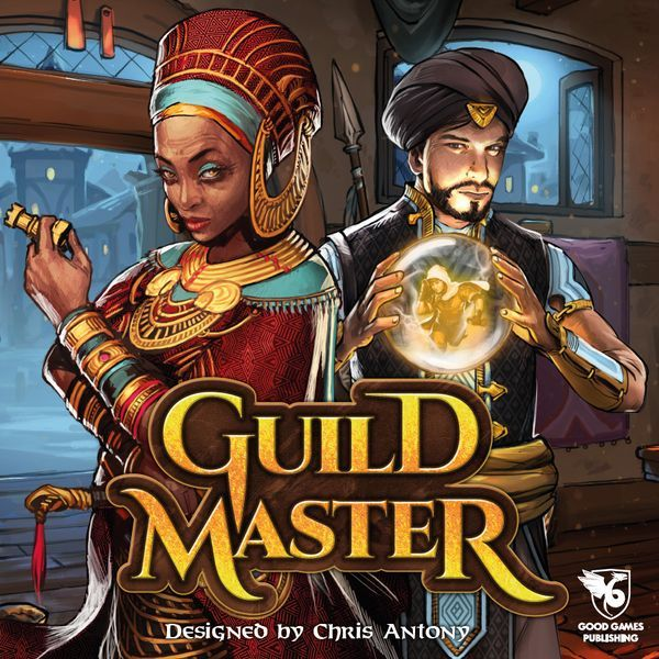Guild Master board game