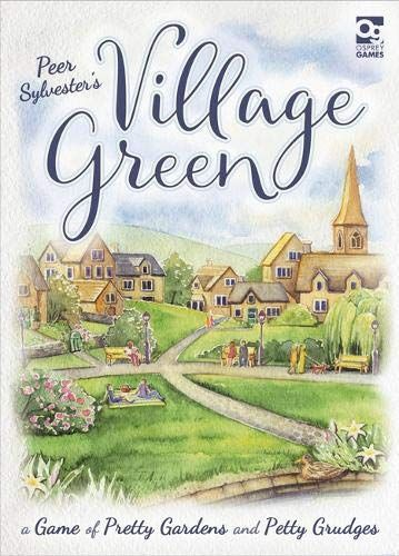 Village Green Board Game cover