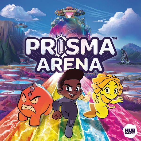 Prisma Arena board game
