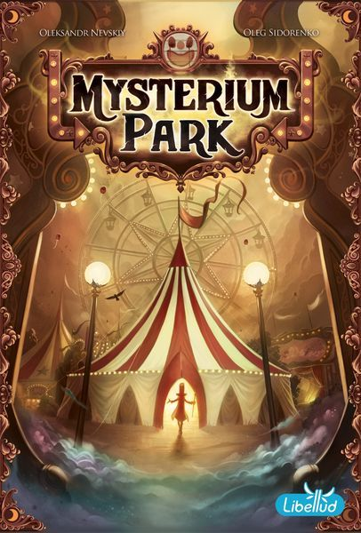 Mysterium Park board game