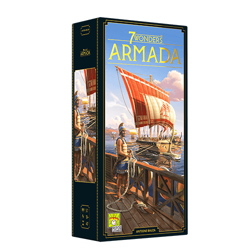7 Wonders Second Edition Armada expansion