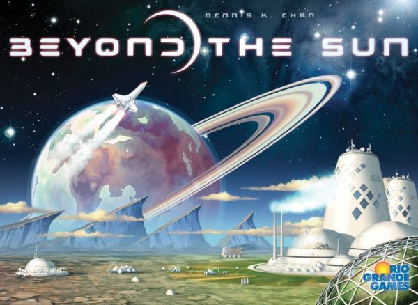 Beyond the Sun board game