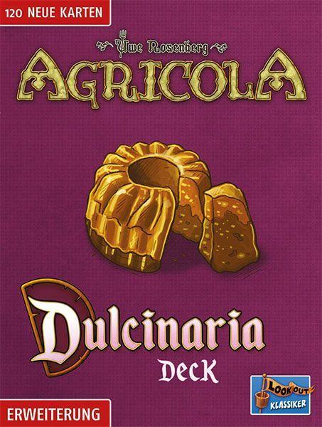 Agricola Dulcinaria Deck cover