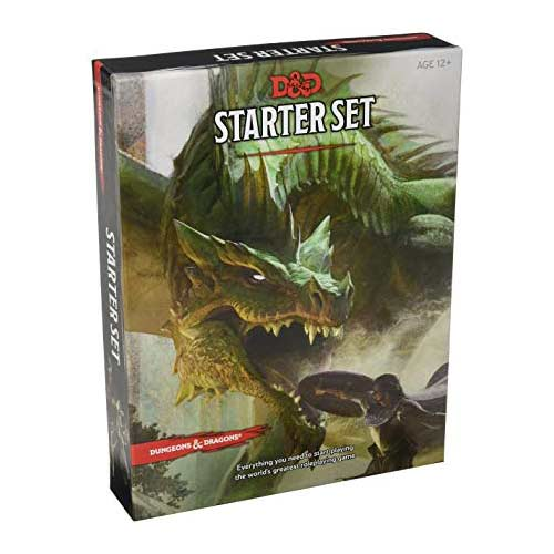 Dungeons & Dragons Starter Set Box