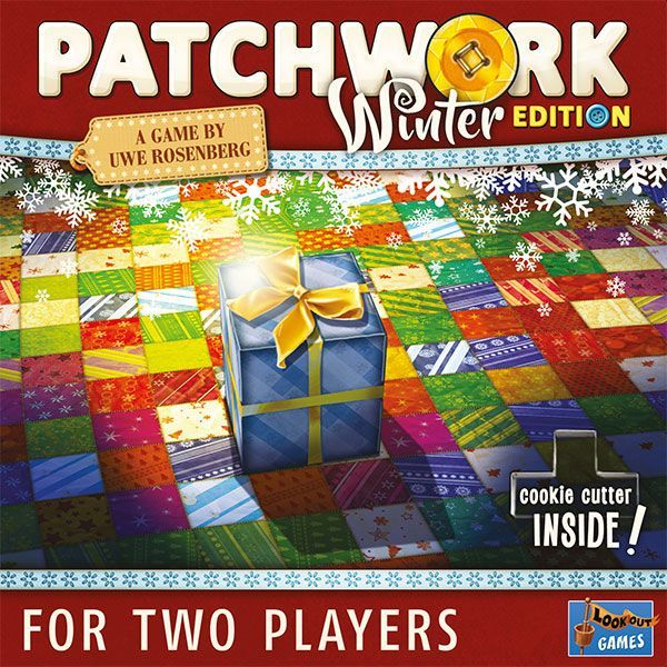 Patchwork Winter Edition Box