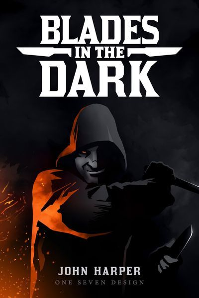 Blades in the Dark RPG cover