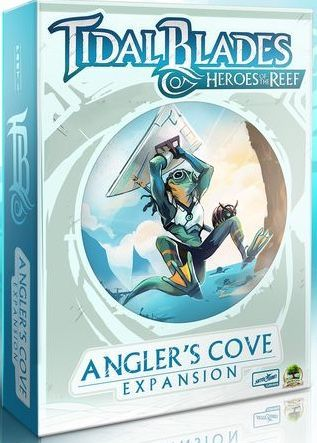Tidal Blades Heroes Of The Reef Angler's Cove cover