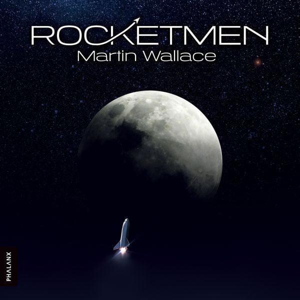 Rocketmen board game cover