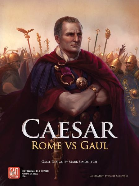 Caesar Rome vs Gaul board game