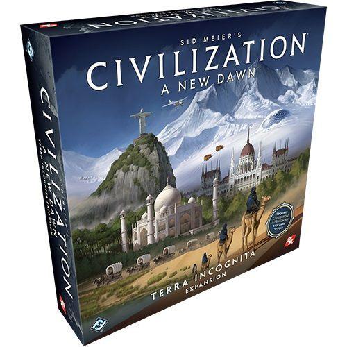Civilisation A New Dawn Terra Incognita expansion