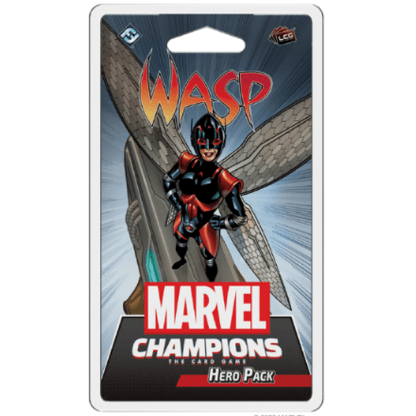Marvel Champions Wasp Hero Pack Pack