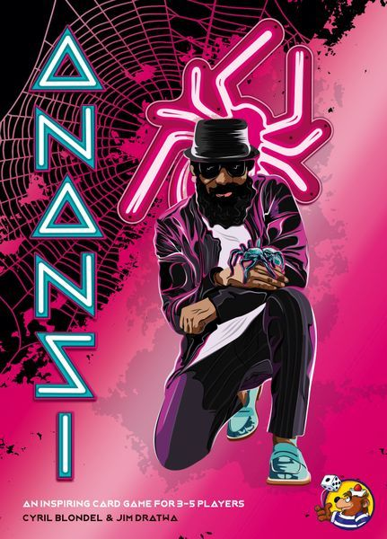 Anansi Card Game cover