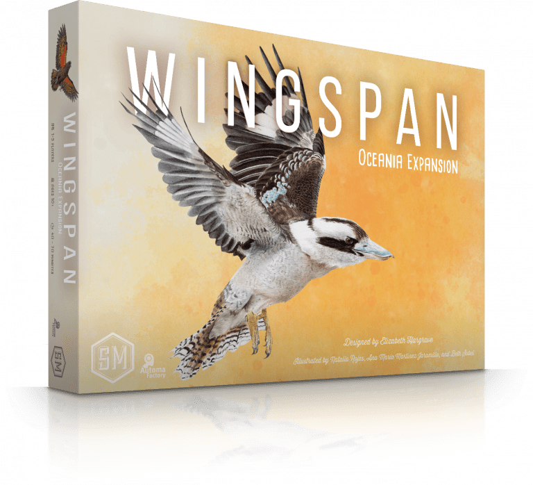 Wingspan Oceania Expansion Box