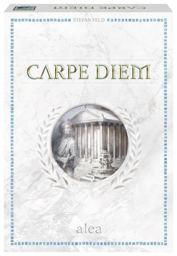 Carpe Diem 2 Board Game box